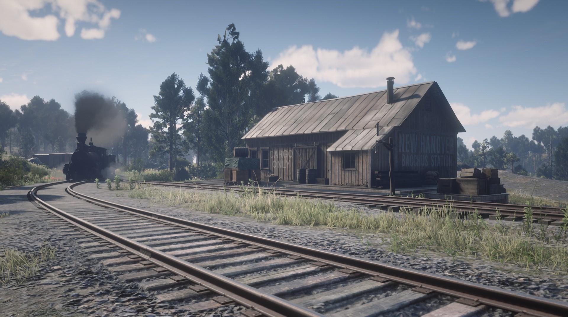 Bacchus Station
