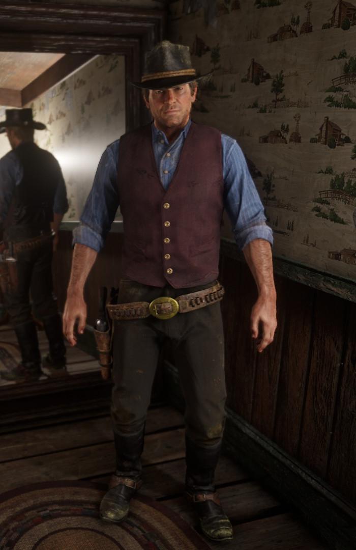 Vests in Redemption 2