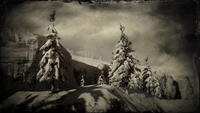 Spider Gorge's very northern end loading screen