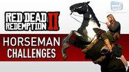 Red Dead Redemption 2 - Horseman Challenge Guide