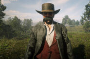 Sheriff Owens cut character rdr2