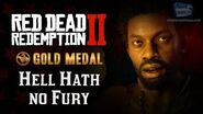 RDR2 PC - Mission 59 - Hell Hath no Fury Replay & Gold Medal
