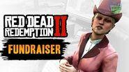 Red Dead Redemption 2 Stranger Mission - Fundraiser