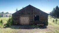 Painted Sky barn