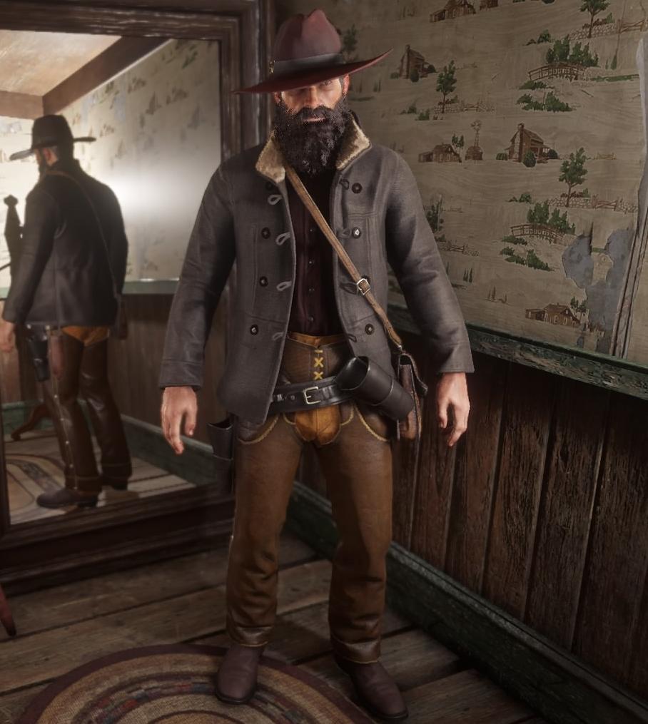 Vaquero Outfit
