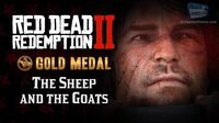 RDR2 PC - Mission 23 - The Sheep and the Goats Replay & Gold Medal