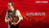 Leopold Strauss - Redemption 2 - Artwork