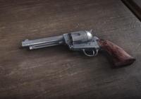 Cattleman Revolver - Red Dead 2