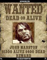 Johnmarston112134 wanted