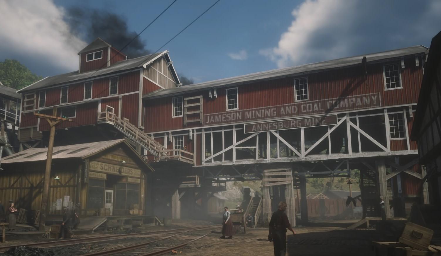 Jameson Mining and Coal Company