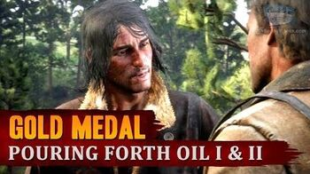 Red_Dead_Redemption_2_-_Mission_19_-_Pouring_Forth_Oil_I_&_II_Gold_Medal