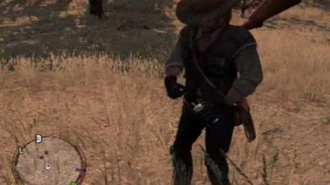 5 ways to kill a person in Red Dead Redemption