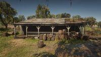 Thieves' Landing hostel south