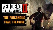 Red Dead Redemption 2 - The Poisonous Trail Treasure Location