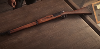 Bolt Action Rifle - Red Dead 2