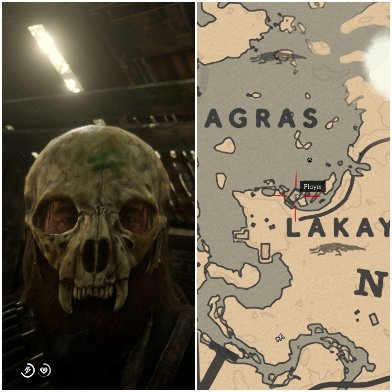 Cat Skull Mask