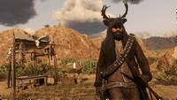 Legendary Shadow Buck coat