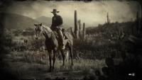 Horseman in Cholla Springs loading screen