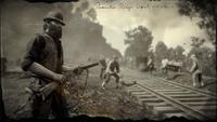 Central Union Railroad Camp loading screen