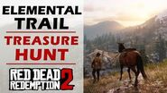RDR2 PC The Elemental Trail All Treasure Maps and Treasure Location Red Dead Redemption 2