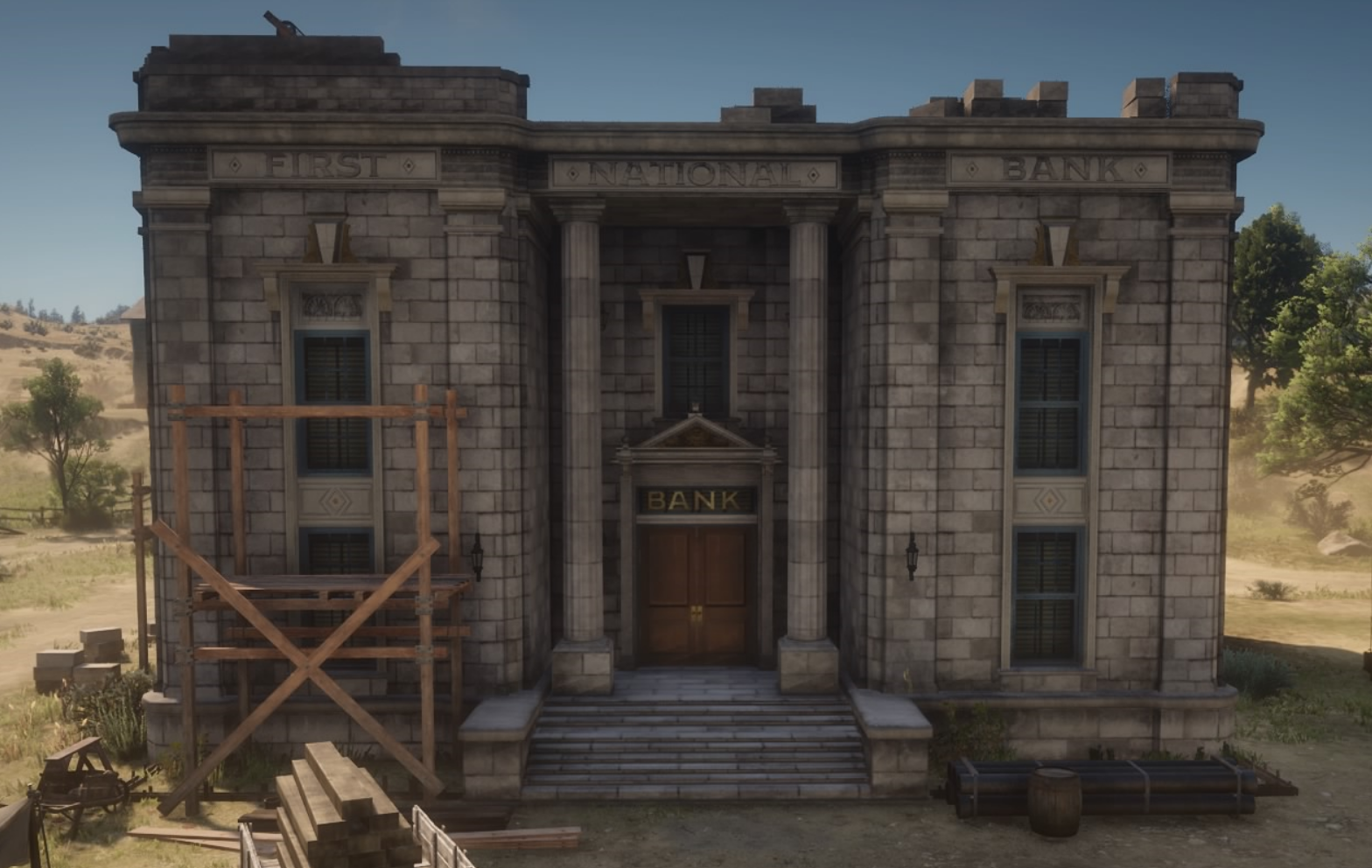First National Bank of Blackwater