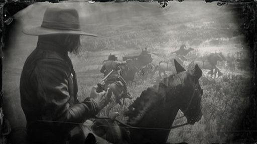 An American Pastoral Scene