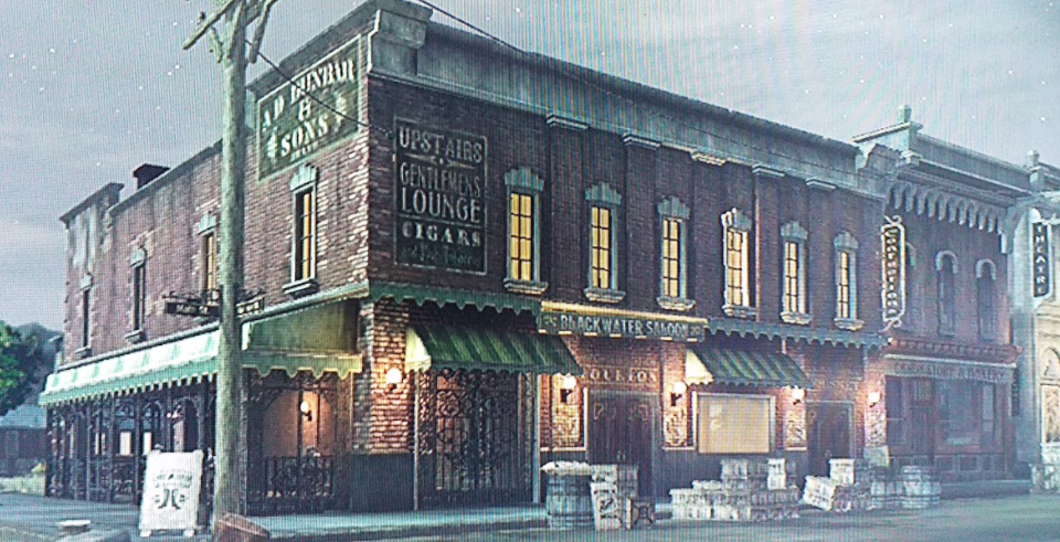Blackwater Saloon