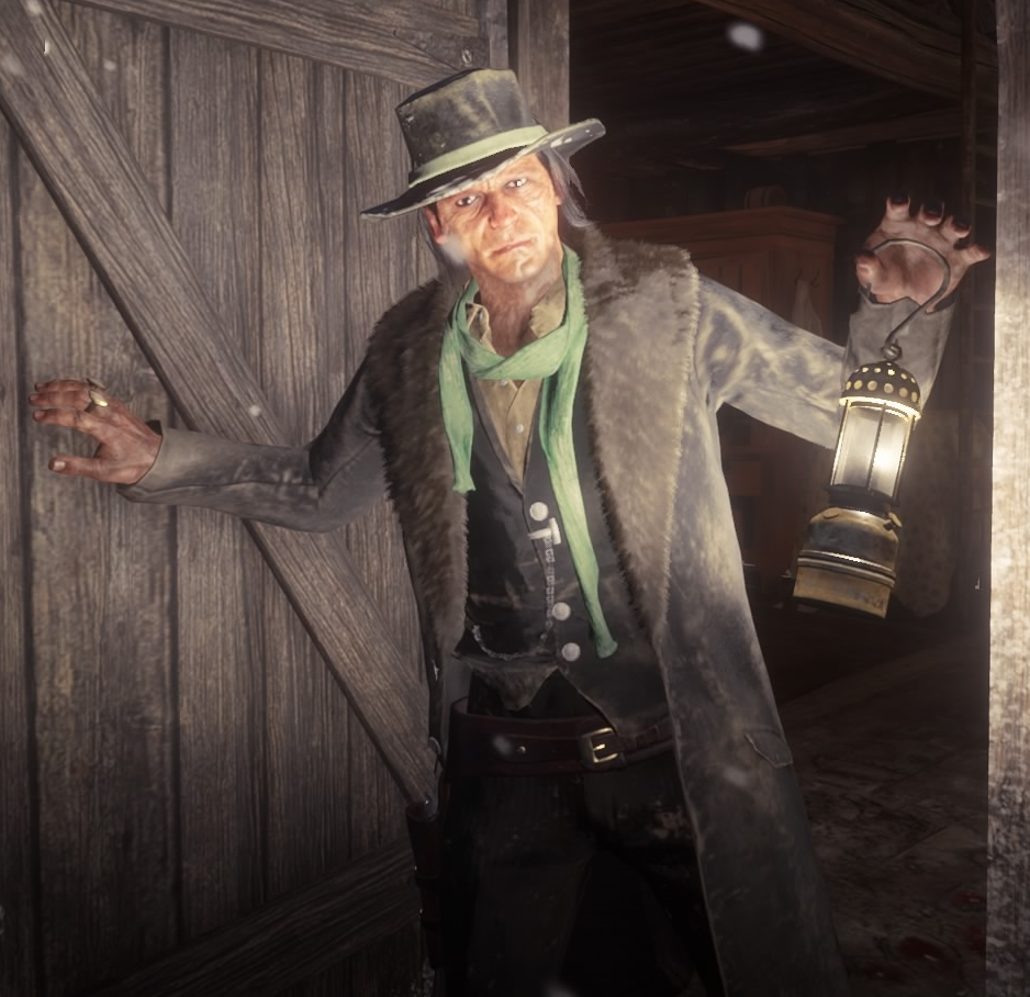 Billy (RDR 2)