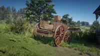Carmody Dell wagon