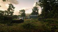 Kamassa River hideout in Red Dead Online