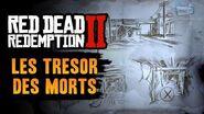 Red Dead Redemption 2 - Le Tresor des Morts Treasure Location
