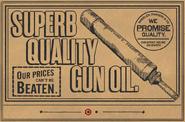 Rdr2 gun oil ad