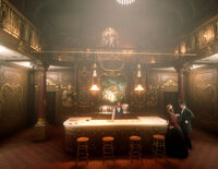 The Grand Korrigan bar