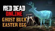 Red Dead Online - Ghost Buck Easter Egg