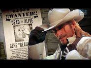 """Red Dead Online Legendary Bounty -11 - Gene """"Beau"""" Finley (5-Star Difficulty - Solo)"""