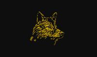 Midnight paw icon