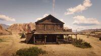 Farmhouse at Ridgewood Farm