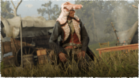 Banded Hood and Coat rdo Promo