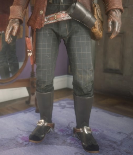 Pants in Redemption 2
