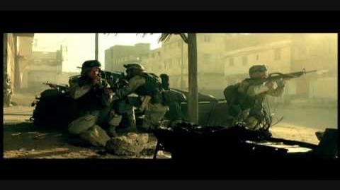 Black Hawk Down - Breaking Benjamin - Blow Me Away