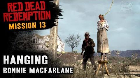 Red Dead Redemption - Mission 13 - Hanging Bonnie MacFarlane (Xbox One)