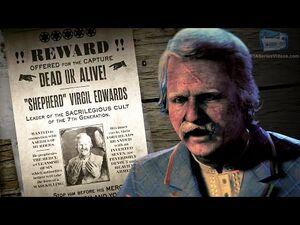 """Red_Dead_Online_Legendary_Bounty_-13_-_""""Shepherd""""_Virgil_Edwards_(5-Star_Difficulty_-_Solo)"""