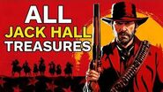 Red Dead Redemption 2 ALL Jack Hall Gang Treasure Locations