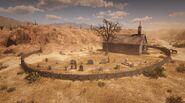 Tumbleweed cemetery 2