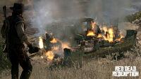 Rdr greenhollow burns