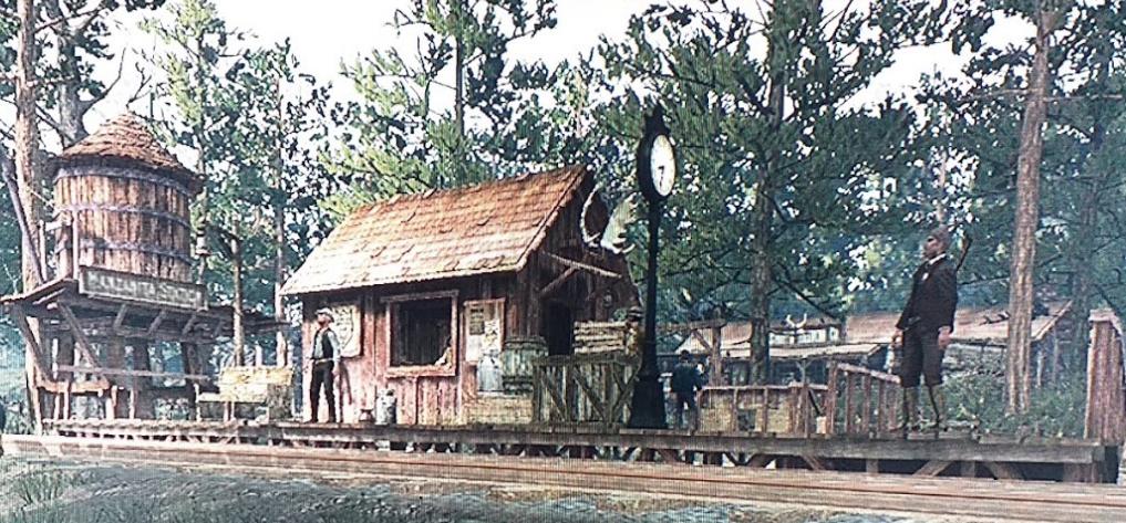 Manzanita Station