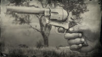 Cattleman Revolver profile RDRII