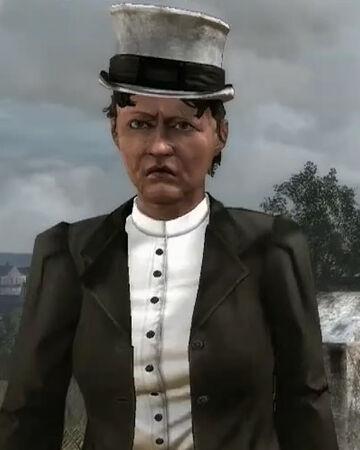 Elizabeth Thornton Red Dead Wiki Fandom
