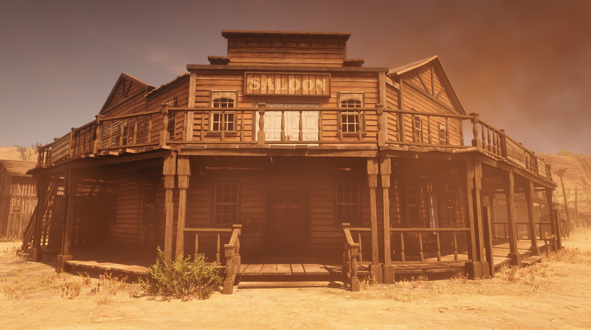 Armadillo Saloon