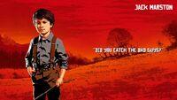 Jack Marston - Redemption 2 - Artwork